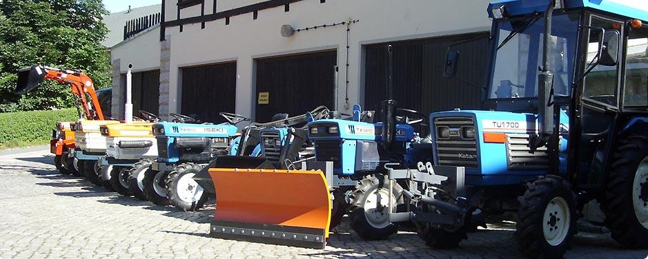 Gube traktoren